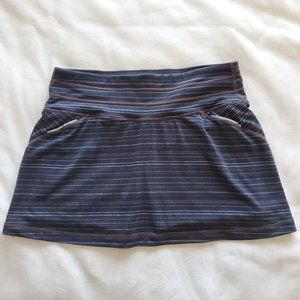 Athleta Skirted Shorts Skort Running Size Medium